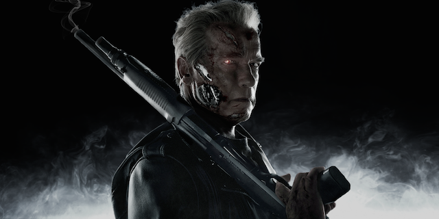The planned Terminator sequel has been removed from the Paramount schedule.