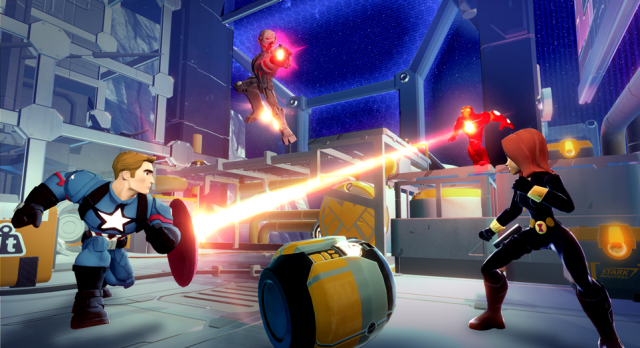 Release Date for Disney Infinity 3.0's Marvel Battlegrounds Revealed.