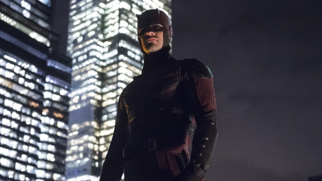 From Comics to Screen: Visual References in Marvel's Daredevil Season One.