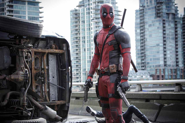 Deadpool Passes $600 Million Worldwide and Remains No. 1