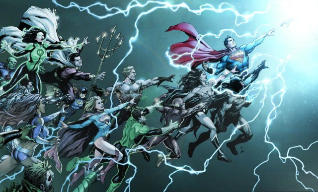 DC Rebirth Creative Teams and Comics Revealed!