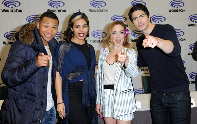 The Cast of Legends of Tomorrow Teases the Remainder of the Season