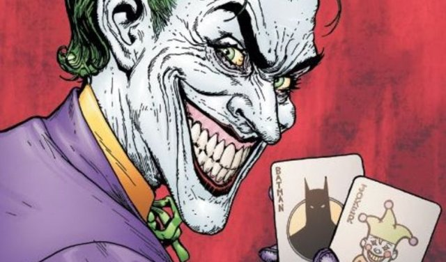 "With his most famous foe being The Joker, it's only fitting to read his ""first"" encounter with the clown prince of crime."
