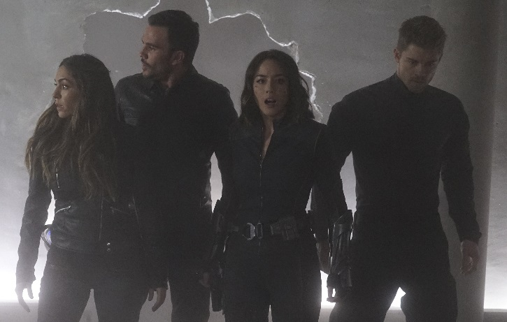 "Agents of SHIELD Season 3 Episode 17 Review: ""The Team"""