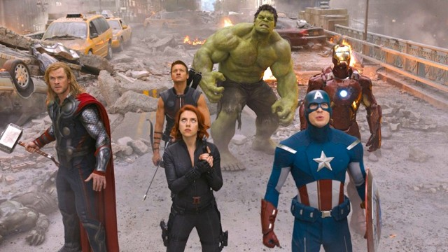 Highest Grossing Superhero Movies: The Avengers