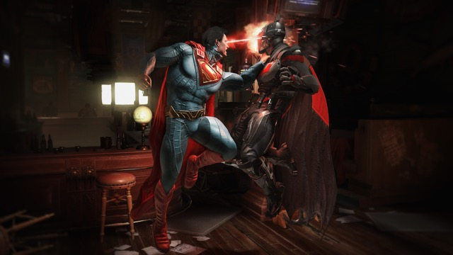 Injustice 2 Preview: Building a Better Batman
