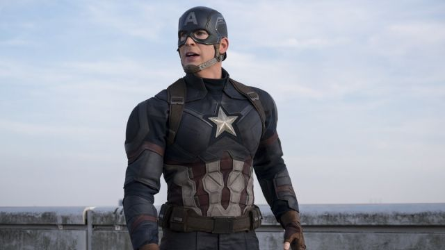 Bronze Captain America Statue to Be Unveiled at Comic-Con