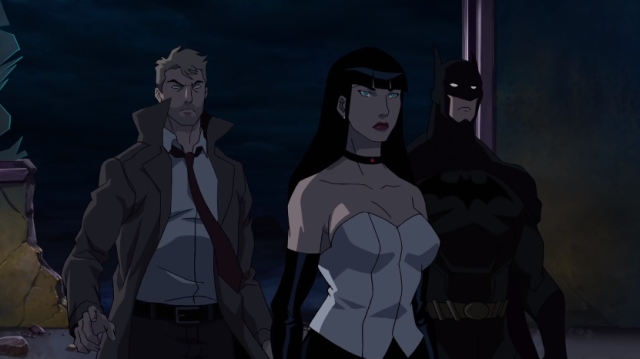 Justice League Dark Featurette Reveals Matt Ryan Returns as Constantine!