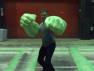 Mark Ruffalo Wears the Biggest Pair of Hulk Hands in Thor: Ragnarok Set Video