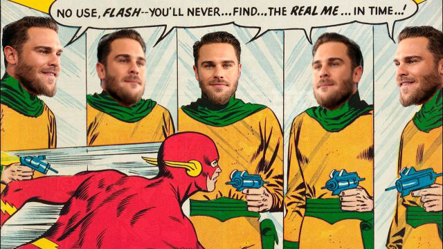Grey Damon Cast as Mirror Master in The Flash