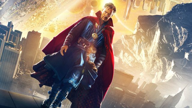 Doctor Strange Crosses the $600 Million Mark Worldwide