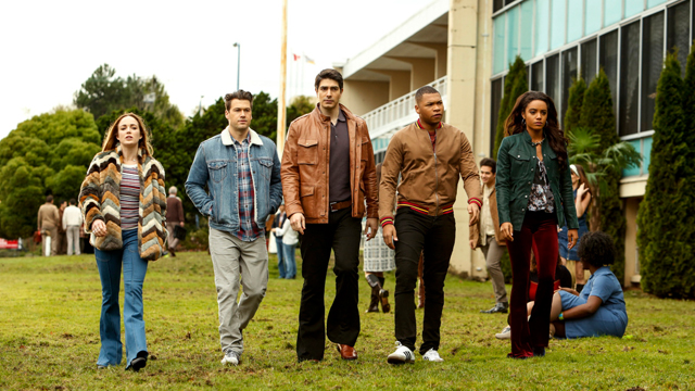 Check out the new Raiders of the Lost Art trailer for a look at the return of DC's Legends of Tomorrow. Catch the new episode January 24 on The CW.