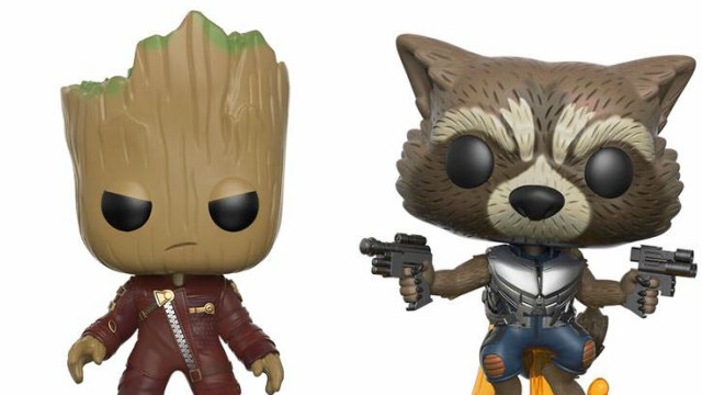 Guardians Of The Galaxy Vol 2 Toys Revealed By Funko