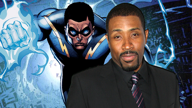Code Black and Hart of Dixie's Cress Williams is set to play Black Lightning on the upcoming FOX DC Comics series from Arrow-verse producer Greg Berlanti.