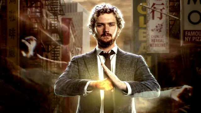 Get to know Marvel's Iron Fist in a new featurette that explores Danny Rand's role in the upcoming Netflix series. Plus, check out a motion poster!