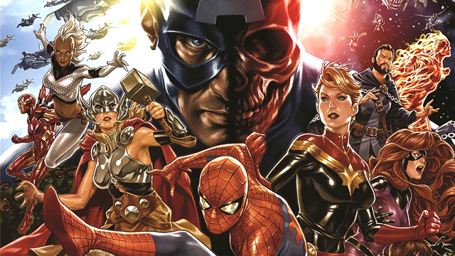 Check out the full Marvel May 2017 solicitations for a look at more than 150 different upcoming comic book single issues and collected editions.