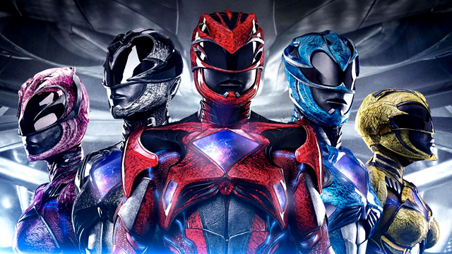 Take a look at a new Power Rangers movie poster that features the full lineup and catch the Lionsgate release in theaters March 24, 2017.