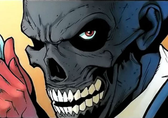 Director David Ayer may have revealed that Black Mask will be the villain in the upcoming DC/Warner Bros. film Gotham City Sirens starring Margot Robbie.