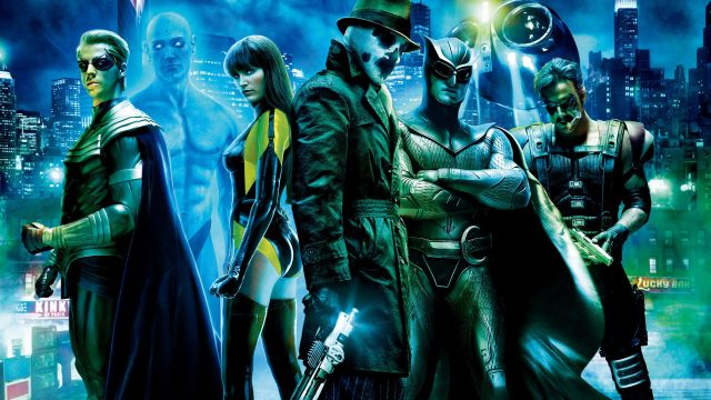 R-Rated Watchmen Animated Feature Planned by Warner Bros.?