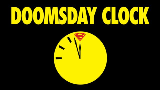DC Comics and Watchmen Collide in Doomsday Clock