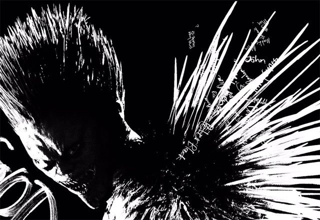 Ryuk Poster From Netflix S Death Note Movie