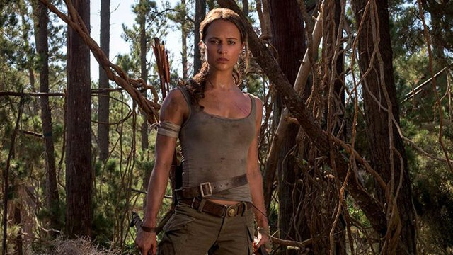 The new Tomb Raider movie has wrapped production. The video game adaptation set to hit theaters March 16, 2018 with Oscar winner Alicia Vikander headlining.