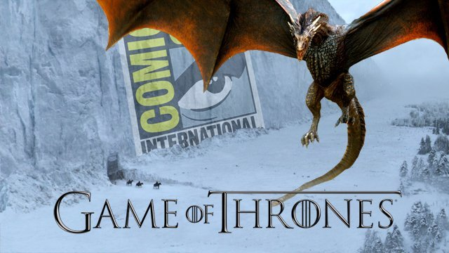 Winter has arrived with HBO's interactive Game of Thrones Comic-Con Environment. We've a peek inside the attraction, open to the public throughout the event.