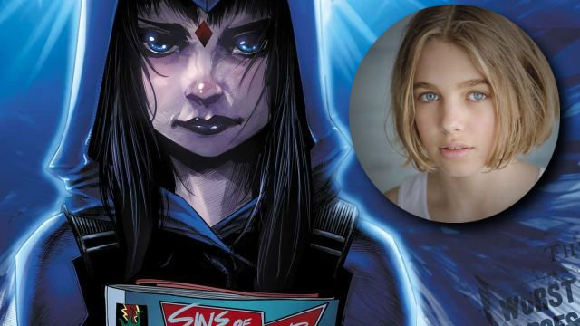 Teagan Croft Cast As Raven In Live-Action Teen Titans-2876