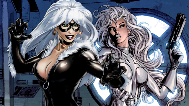 Marvel adaptation Silver and Black has set for 2019