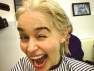 Finally! Emilia Clarke Dyes Her Hair for Game of Thrones Season 8
