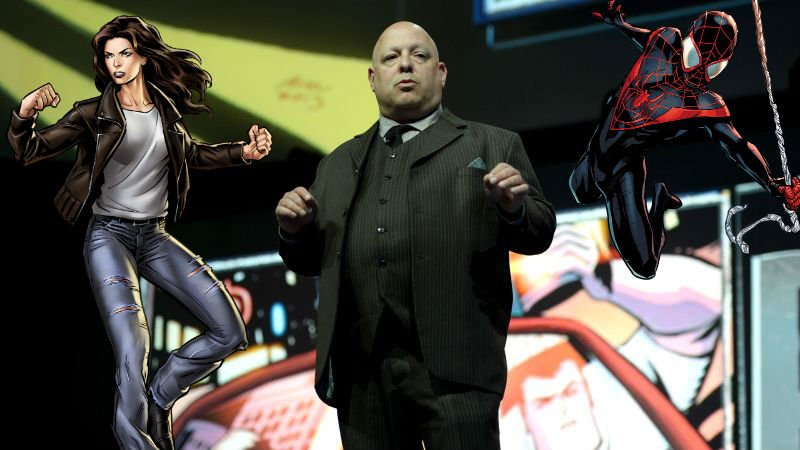 Brian Michael Bendis Makes The Jump To DC Comics