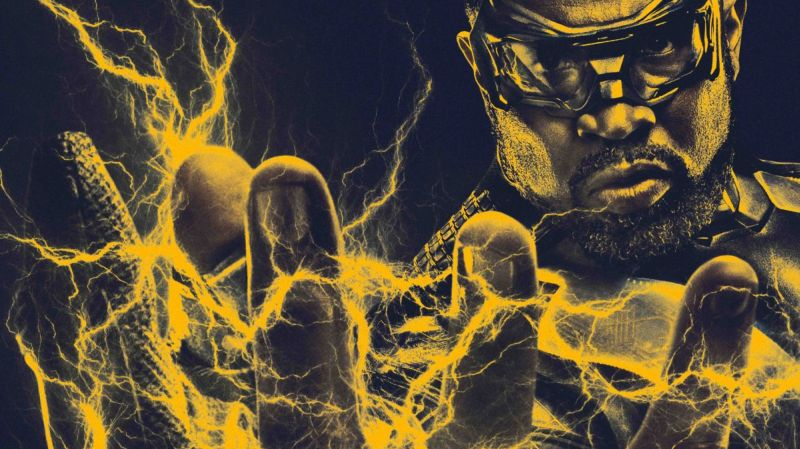 Black Lightning Will Premiere at DC in D.C. Event