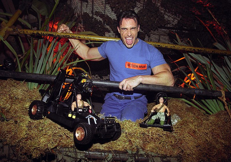 GettyImages 829813302 - James Bobin to Direct Hasbro's Action Man Movie