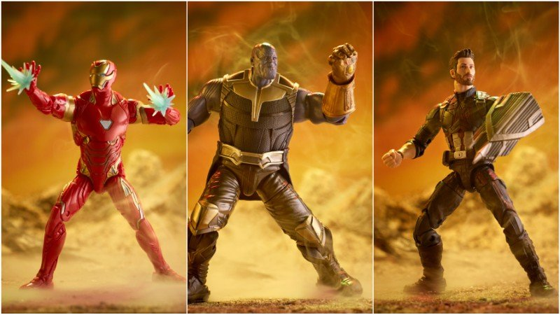 Avengers: Infinity War TOYs and Figures
