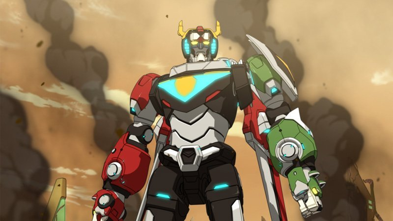 voltronheader - Voltron Legendary Defender Season 5 Trailer Launched