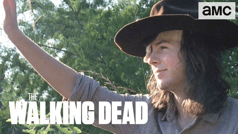 walkingdead - The Walking Dead Episode 8.10 Previews and a Farewell to Carl