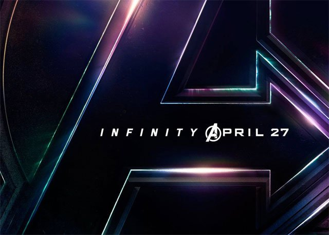 Avengers - Surprise! Avengers: Infinity War Release Date Moved Up to April!