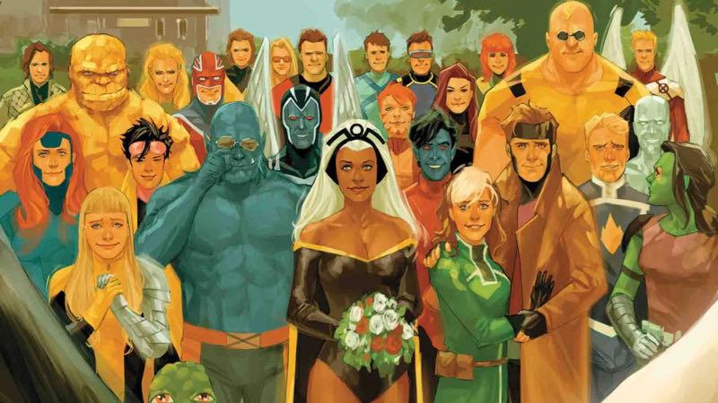 The Full Marvel June 2018 Solicitations!