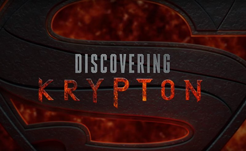 krypton - Syfy Launches Krypton Behind-the-Scenes Featurette