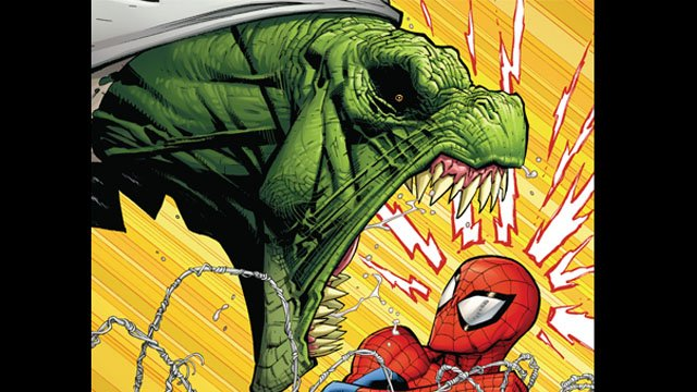 Exclusive Preview: Amazing Spider-Man #2 Takes Spidey Back To School