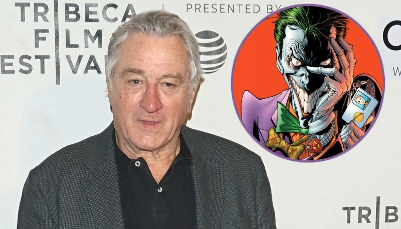 Robert De Niro in talks to star in Joaquin Phoenix's Joker movie