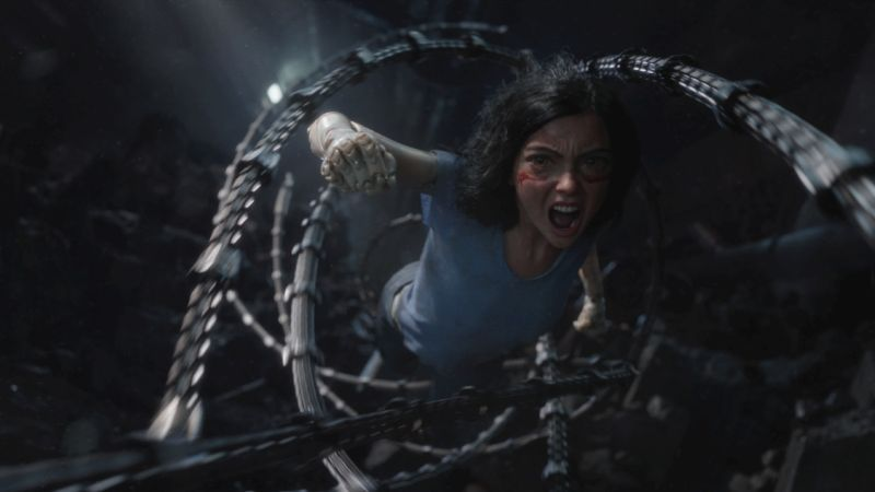 New Alita: Battle Angel trailer dropping today