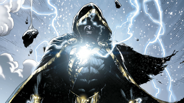 Black Adam is Coming to Theaters in December of 2021