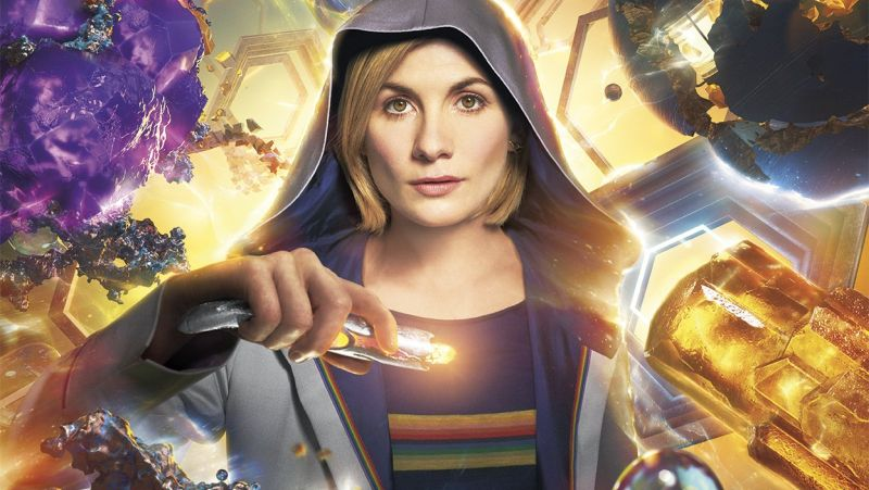 Comic-Con fans go wild over Doctor Who