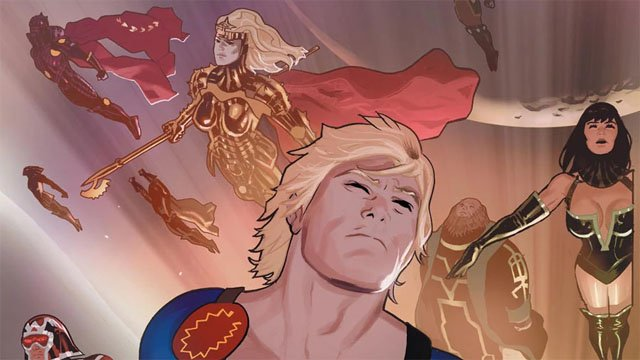 Kevin Feige Confirms an Openly Gay Character in Eternals