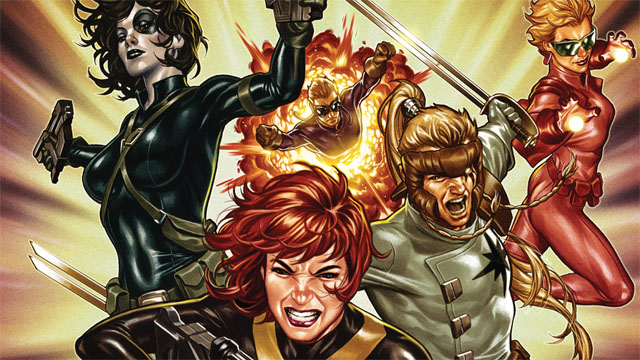 Exclusive Preview: Extermination #3 Sends the X-Men on the Run