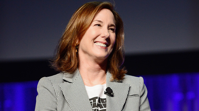 Lucasfilm President Kathleen Kennedy's Contract Renewed Through 2021