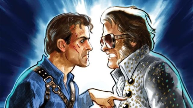 Ash and Elvis are Teaming Up for Army of Darkness/Bubba Ho-Tep