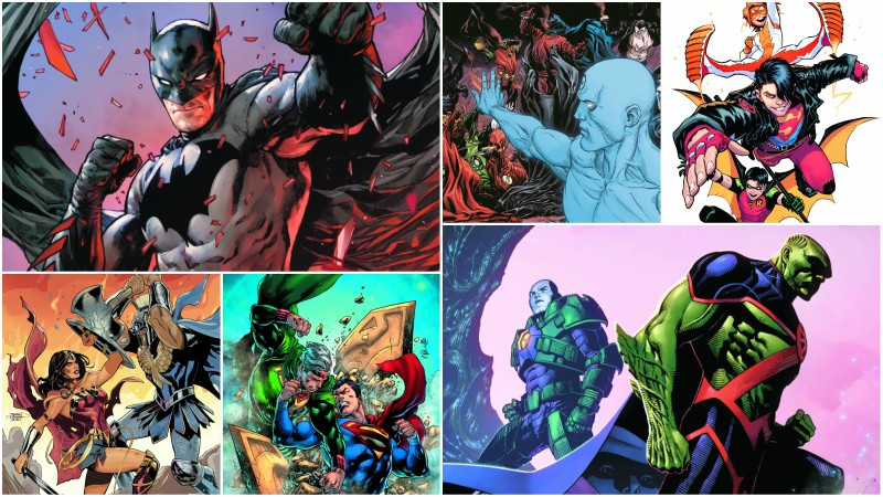 Dc Comics January 2019 Solicitations Superherohype