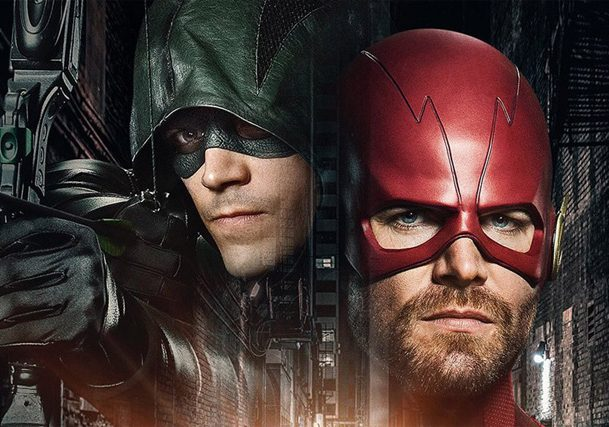 The CW's Superhero Crossover Elseworlds Poster Released